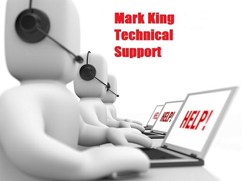 Mark King Technical Support - 1st Class Support For Your Business